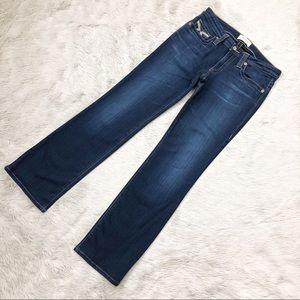 Big Star Women's Denim Jeans Liv Boot Cut Leg